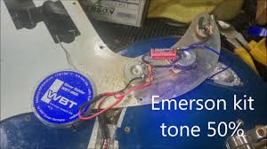 precision bass wiring compare cts vs emerson kit