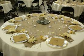 50th anniversary table decorations anniversary table decorations 50 anniversary party decorating ideas