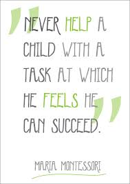 Maria Montessori Quotes Cool Inspirational Quotation Maria Montessori Free Early Years
