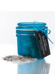 cornish lemongr and rosemary bath salts