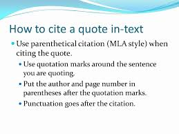 Lead Ins For Quotes How to Cite A Quote In An Essay Glorious Writing Using Lead Ins 29
