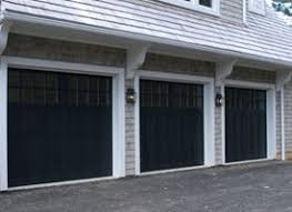 kinda want a black garage door to match the shutters on our house not sure if the hoa would mind lol for the home black garage doors