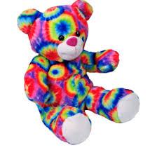 Rainbow Bear The Bear Garden Ipswich