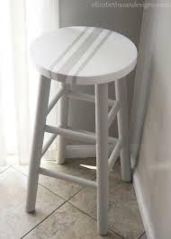 painting bar stools ideas. Plain Ideas DIY Christmas Porch Decor Ideas  On Sutton Place Throughout Painting Bar Stools O