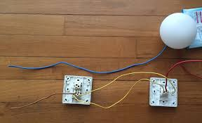 electrical two way switch facbooik com 2 Way Switch Wiring Into Lights electrical how do i convert a 3 way circuit with two lights into Wire Light Switch in Series