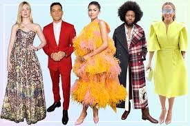 Elle Couture Designs 2019 Vanity Fair Best Dressed List Zendaya Celine Dion