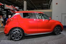 Suzuki Swift Sport Reveals 1.4 Turbo and Sexy Curves in Frankfurt ...