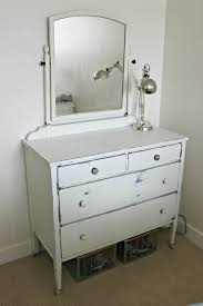 simmons metal dresser. \u201cthat cute little dresser is intimidating? i would expect more out of you guys.\u201d me too (my head hung low). this stinker a was up simmons metal