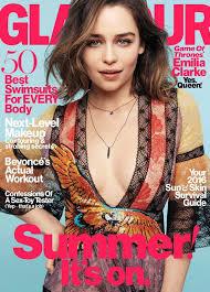 How Game of Thrones Emilia Clarke Channels Her Inner Khaleesi.