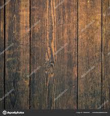 Oude Donker Mahonie Houten Muur Achtergrond Vierkant Formaat