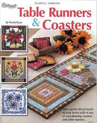 Free Plastic Canvas Coaster Patterns