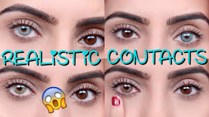 How To Make Light Brown Eyes Pop Coloured Contacts For Dark Eyes Solotica Colored