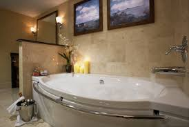 ... Bathtubs Idea, Large Bathtubs For Two Two Person Soaking Tub Romantic  Bathroom With Aromatherapy Candles ...