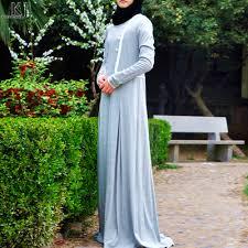 Grey Abaya Designs Hot Selling New Designs Grey Cotton Women Muslim Preayer Abaya Jilbab Dubai Islamic Clothing Wholesale Abaya In Jeddah Big Hem Buy Wholesale Abaya