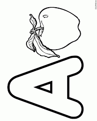 Small Picture 19 best Letter A Coloring Pages images on Pinterest Abc