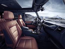 mercedes g wagon 2015 interior.  2015 MercedesBenz GClass BR 463 2015 G 500 Interieur Designo Nappaleder  Hellbraun Interior Nappa Leather Light Brown For Mercedes Wagon 2015 Interior E
