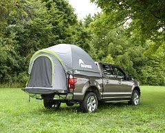 Backroadz Truck Tent Compact Regular Bed | CampingComfortably