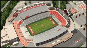 Nc State Seating Chart The Most Incredible Carter Finley Stadium Seating Chart