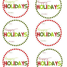 Holiday Gift Tags Magdalene Project Org