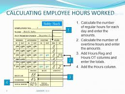 Payroll Time Calculator Calculating Payroll Hours Magdalene Project Org