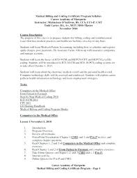 Medical Billing Supervisor Resume Sample medical billing resume sample – lifespanlearn.info