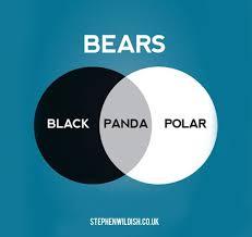 Venn Diagram Jokes Clever Venn Diagrams By Stephen Wildish Funny Charts