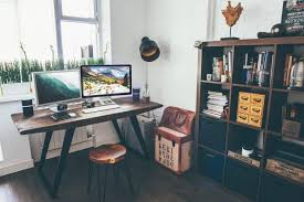 free home office. Best Free Small Space Home Office Library