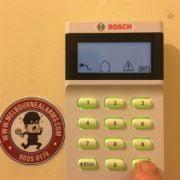 Bosch Alarm Beeping Melbourne Alarms