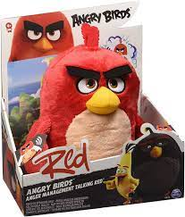 Angry Birds 6027842 12 Inch Plush With Sound: Amazon.de: Spielzeug
