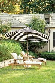 review black and white striped outdoor umbrella the mebrure