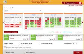 Tirupati Online Reservation