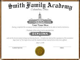 diploma word template how to design high school diploma template word