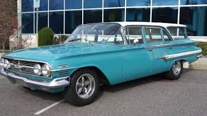 1960 Chevy Nomad For Sale~348 Tri-Power~Amazing Must See! - YouTube