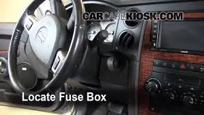 interior fuse box location jeep commander jeep interior fuse box location 2006 2010 jeep commander
