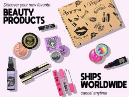 medusa s makeup monthly beauty box