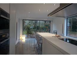 réaménagement intérieur rénovation maison des années 80 en villa contemporaine
