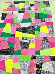 Wonky NINE PATCH | Nonnie's Quilting Dreams & WONKY NINE PATCH … ... Adamdwight.com
