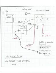 How to properly install anectric fan wiring diagram with relay dual electric lines schematic
