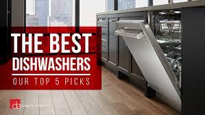 Bosch Dishwasher Red Light Best Dishwashers Of 2020 Our Top 5 Picks