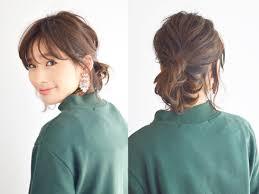 30代女性の流行り人気の髪型大人ミディアム大人女性レングス別お