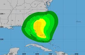 Potential Tropical Storm Humberto Path, Track: Wind, Rain Headed ...
