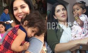 bollywood femme fatale sunny leone and her husband daniel weber took the internet by storm yesterday when they announced the news about a adopting a baby