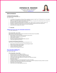 resume format for fresh graduate out experience service resume resume format for fresh graduate out experience sample resume format for fresh graduates one page format