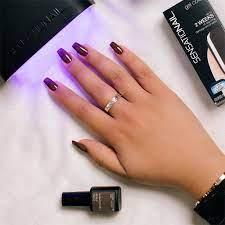 gel nail polish kits colours