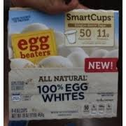 smart cups egg beaters all natural 100 egg whites nutrition