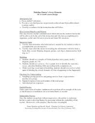 resume lesson plan sample resume format for call center agent without  experience hunter lesson plan format