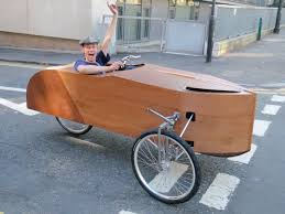 Journeys In The World Of Pedal Powered Things The Amphibious