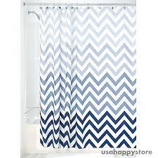 interdesign shower curtain shower curtain x polyester fabric blue bathroom decor washable interdesign cameo shower curtain