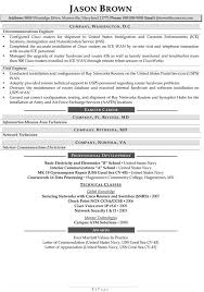 ... Resume Examples It Security Specialist Regarding Manager Of Network  Administration 15 Awesome ...