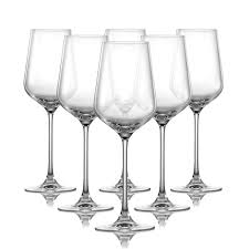 <b>Набор бокалов</b> для красного вина <b>545 мл</b>, 6 шт, Hong Kong, Lucaris